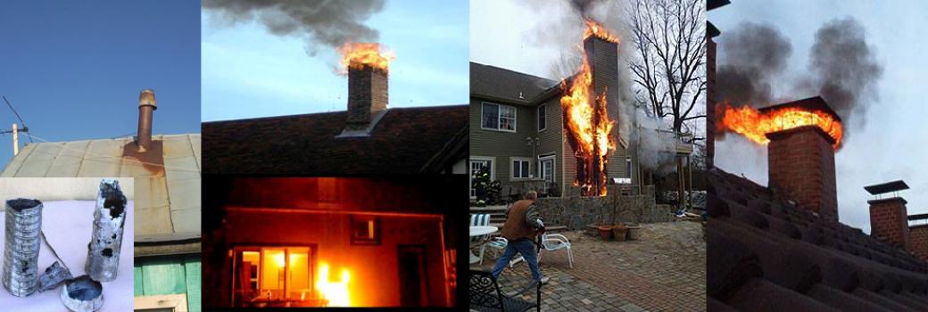 Incendii provocate de cosurile de fum necuratate